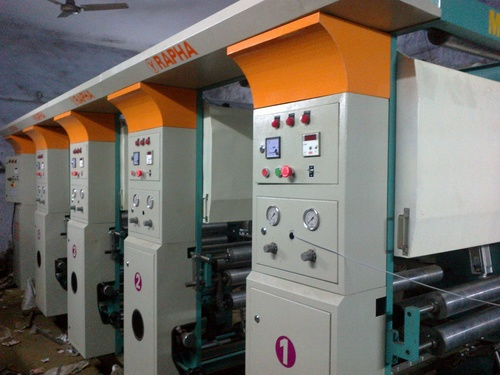 4 Colour Printing Machines