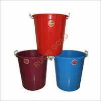 Colour Coded Plastic Dustbin