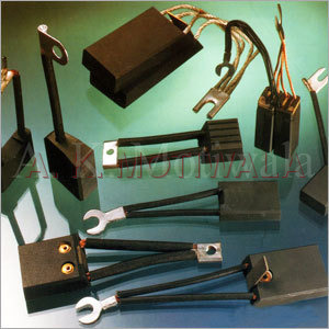 DC Motor Carbon Brushes