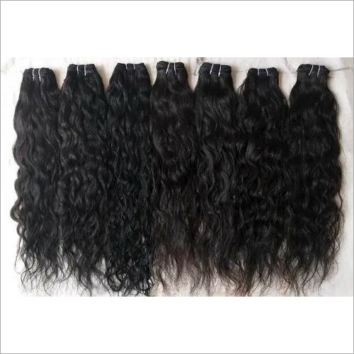 Raw Remy Single Donor Wavy Hair