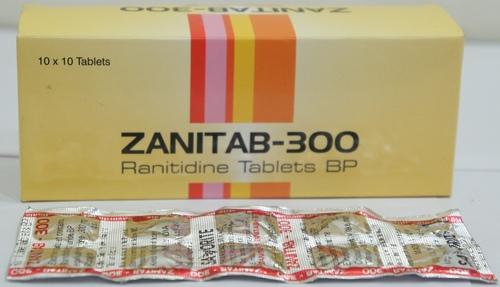Ranitidine Tablets BP