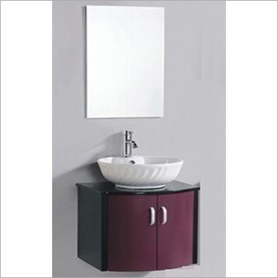 Bathroom cabinet - PVC-Ceramic