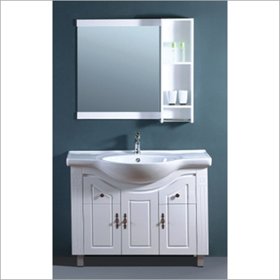 Bathroom cabinet - PVC-Ceramic