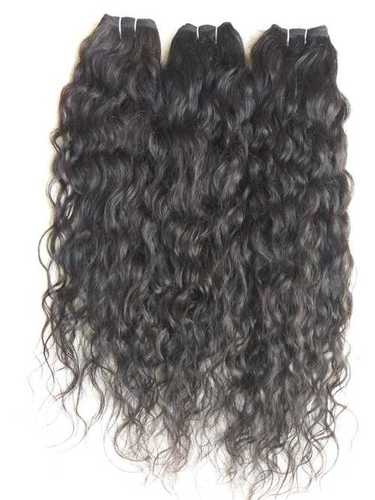 Indian deep wavy hair