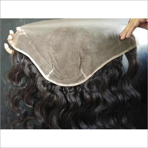Indian deep wavy hair and closure