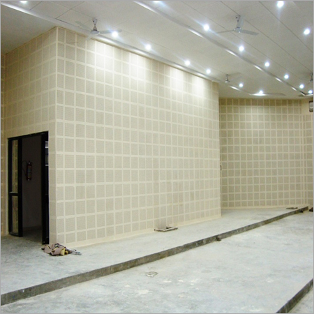 Square Perforated Gypsum Acoustic Panel