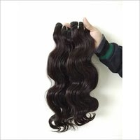 Cuticle aligned Natural body wave