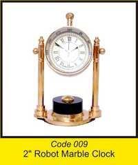 OTC 009 2'' Rabot marble Clock