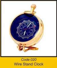 OTC 020 Wire Stand Clock