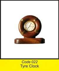 OTC 022 Tyre Clock .