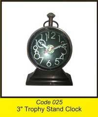 OTC 025 3'' Trophy Stand Clock