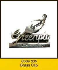 OTC 036 Brass Clip