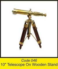OTC 046 10'' Telescope on Wooden stand