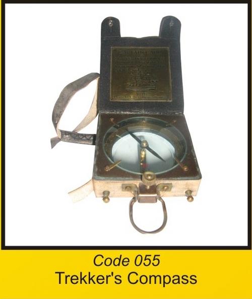 OTC 055 Trekker's Compass