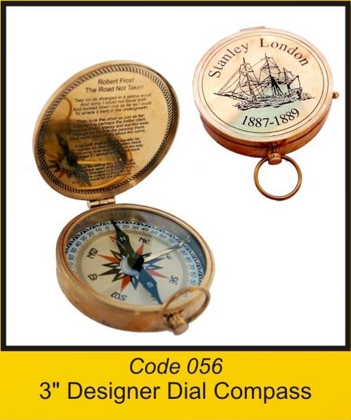 OTC 056 3'' designer dial compass
