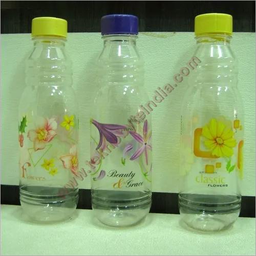 Printed Pet Bottles