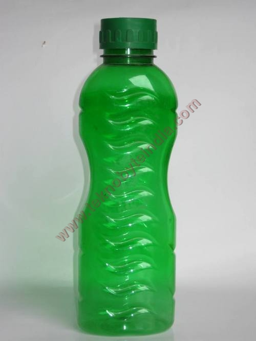 Green Leaf Pet Bottles