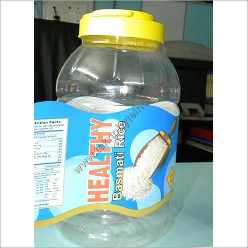 Pet Jar Plastic