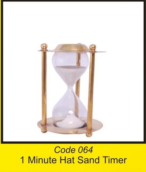 OTC 064 1 Minute Hat Sand Timer .