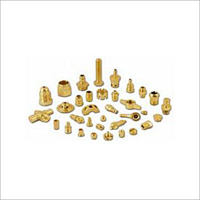 Precision Brass Components