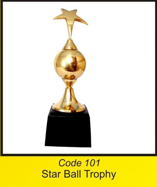 OTC 101 Star Ball Trophy