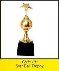 OTC 101 Star Ball Trophy