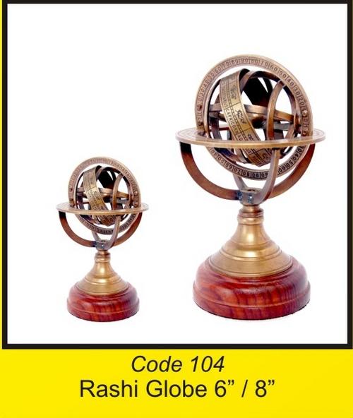 OTC 104 Rashi Globe 6'' 8''