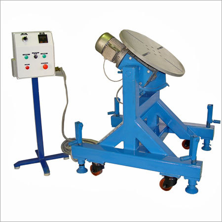 Tilting Spraying Rotary Table