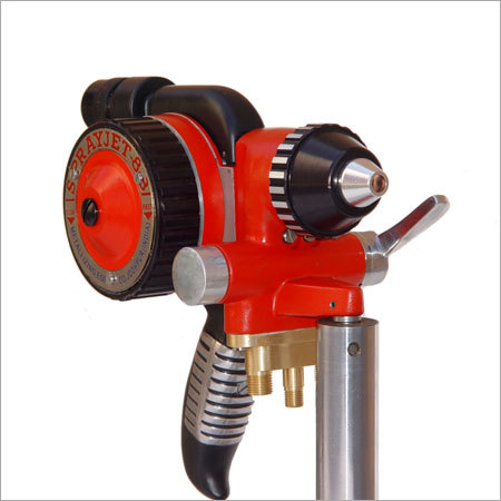 Wire Flame Spray Coating Gun