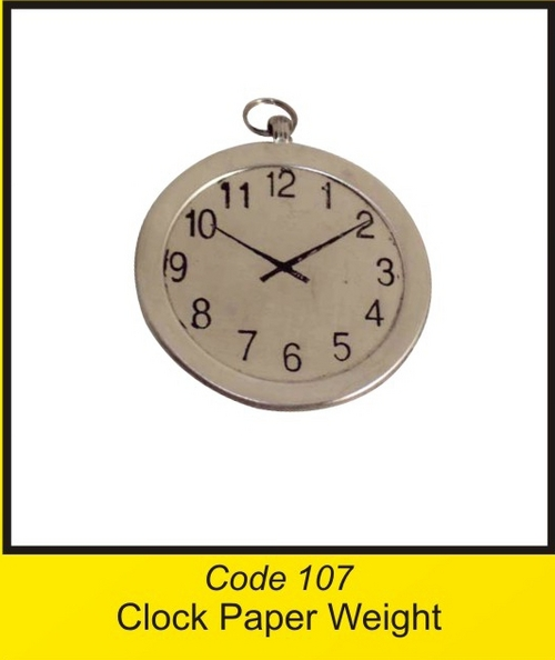 OTC 107 Clock Paper Weight