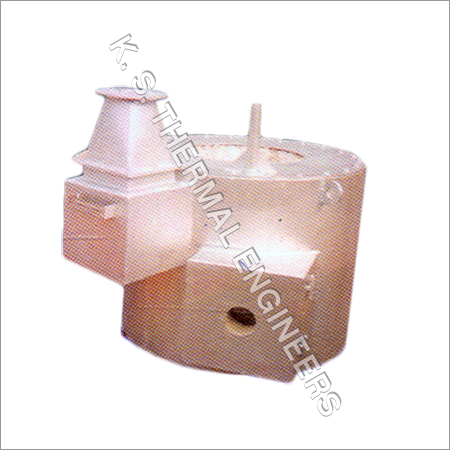 Aluminium Zinc Melting Furnace