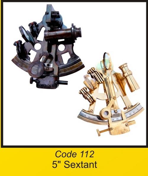 OTC 112 5'' Sextant