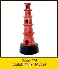 OTC 114 Qutub Minar Model