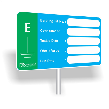 Earthing Display Boards