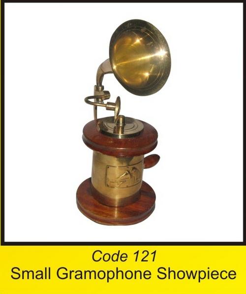 OTC 121 Small Gramophone Showpice