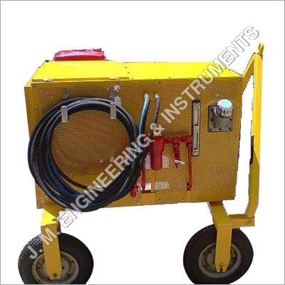 Engine Powered Hydraulic Mule