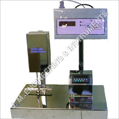 Digital Tube Rigidity Tester