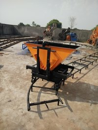 Slab Trolley With Rails