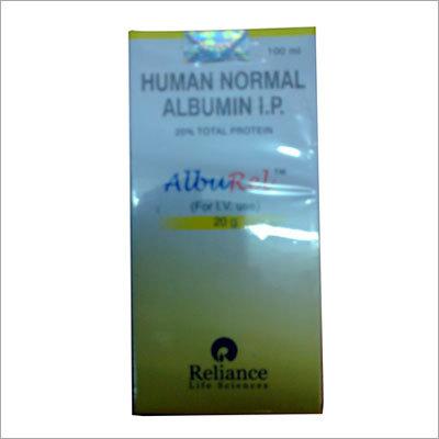 Pharma Human Albumin