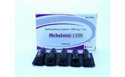 Mecobalamine 1500 mcg