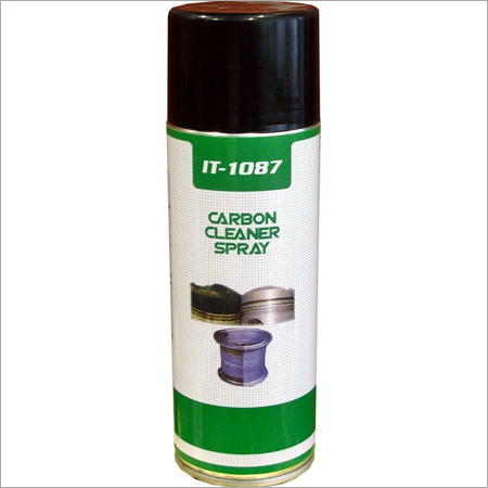 Carbon Cleaner Spray