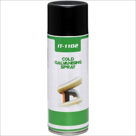 Cold Galvanizing Zinc Coating Spray