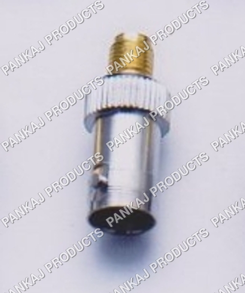 BNC Female To SMA Female Adapter Connector