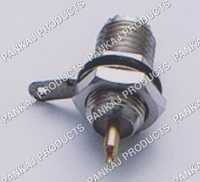 MINI UHF Socket Bulk Head Hex