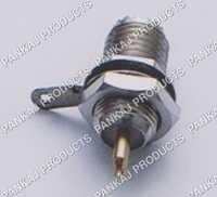 MINI UHF Socket Bulk Head Hex