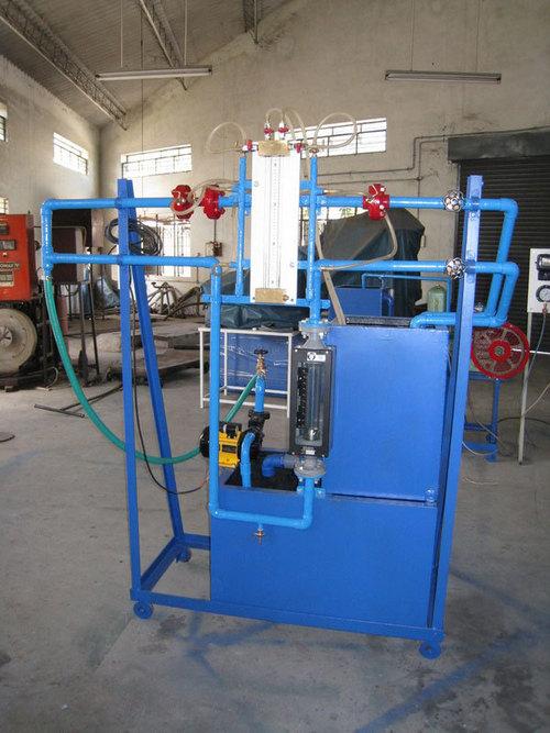 Calibration of venturimeter-orificemeter-rotameter