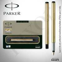 Parker vector Gold FP- free engraving