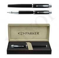 Parker IM Metal Black CT Fountain Pen