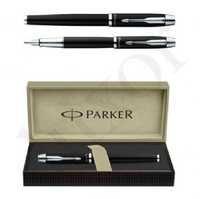 Parker IM Metal Black CT Fountain Pen