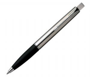 Parker Frontier Stainless Steel CT Ball Pen